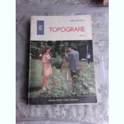 TOPOGRAFIE - MARIN RADULESCU  EDITIA A II-A
