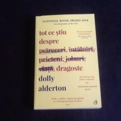 Tot ce stiu despre dragoste - Dolly Alderton