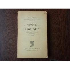 Traite de Logique , Edmond Goblot , 1941