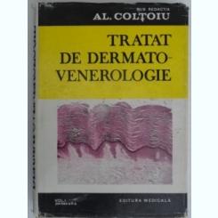 Tratat de dermato-venerologie - Al Coltoiu  vol.1, partea a Ii-a