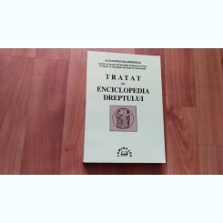 TRATAT DE ENCICLOPEDIA DREPTULUI - ALEXANDRU VALLIMARESCU