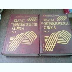 TRATAT DE GASTROENTEROLOGIE CLINICA - M. GRIGORESCU   2 VOLUME