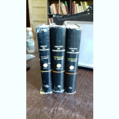 TRATAT DE NEUROLOGIE - CONSTANTIN ARSENI   3 VOLUME (VOLUMUL II. VOLUMUL iii PARTEA I SI PARTEA II-A)