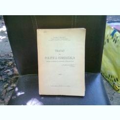 TRATAT DE POLITICA COMERCIALA - VICTOR V. BADULESCU