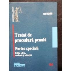 TRATAT DE PROCEDURA PENALA - ION NEAGU