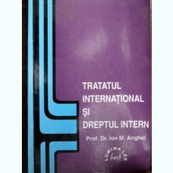 Tratat international si dreptul intern - Ion M. Anghel