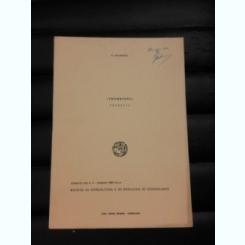 TREBBIANI, PREMESSA - G. DALMASSO  (PUBLICATIE IN LIMBA ITALIANA, EXTRAS DIN REVISTA DE VITICULTURA)