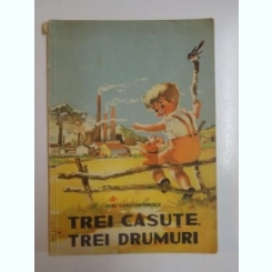 TREI CASUTE, TREI DRUMURI - TITEL CONSTANTINESCU