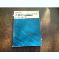 TRIBOLOGIA STRATURILOR SUBTIRI - IVAN ILIUC
