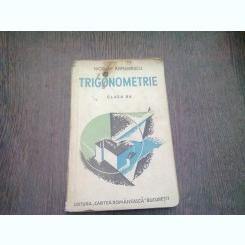 TRIGONOMETRIE CLASA A 6A  - NICOLAE ABRAMESCU