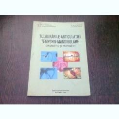 TULBURARILE ARTICULATIEI TEMPORO-MANDIBULARE - V. IBRIC CIORANU