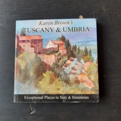TUSCANY AND UMBRIA, EXCEPTIONAL PLACES TO STAY AND ITINERARIES  (CARTE IN LIMBA ENGLEZA)
