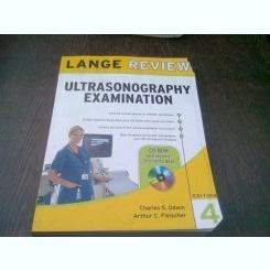 ULTRASONOGRAPHY EXAMINATION - CHARLES S. ODWIN   (TEXT IN LIMBA ENGLEZA)