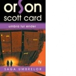 UMBRA  LUI ENDER - ORSON SCOTT CARD  (SAGA UMBRELOR)