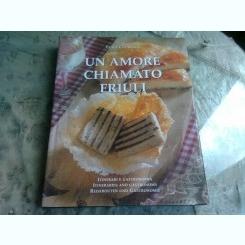 UN AMORE CHIAMATO FRIULI - LUIGI CREMONA   (CARTE IN LIMBA ITALIANA)