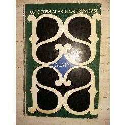 Un sistem al artelor frumoase - Alain, Traducere de Alexandru Baciu