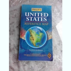 UNITED STATES, REFERANCE MAP
