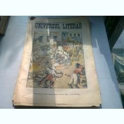 UNIVERSUL LITERAR NR. 23/5 IUNIE 1906  (ATENTATUL IN CONTRA REGELUI SPANIEI, ALFONSO XIII)
