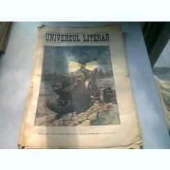UNIVERSUL LITERAR NR. 51/20 DECEMBRIE 1920  (MOARTEA TRAGICA A LUI D.G. TEODORU, SECRETAR GENERAL AL MINISTERULUI INSTRUCTIEI PUBLICE)
