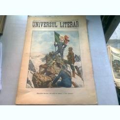UNIVERSUL LITERAR NR.29/7 IULIE 1906  (EXPEDITIA DUCELUI ABRUZZILOR IN AFRICA)
