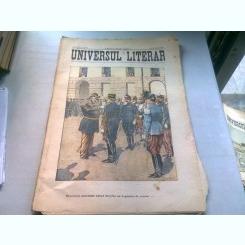 UNIVERSUL LITERAR NR.30/24 IULIE 1906  (DECORAREA MAIORULUI ALFRED DREYFUS CU LEGIUNEA DE ONOARE)