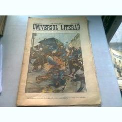 UNIVERSUL LITERAR NR.45/6 NOIEMBRIE 1906 (UN INDRAZNET ATENTAT LA PETERSBURG IN CONTRA UNEI DILIGENTE CU VALORI)