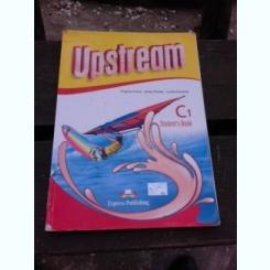 UPSTREAM, C1, STUDENT'S BOOK - VIRGINIA EVANS