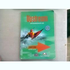 UPSTREAM INTERMEDIATE B2. STUDENT'S BOOK - VIRGINIA EVANS