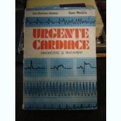 URGENTE CARDIACE. DIAGNOSTIC SI TRATAMENT - DAN DOMINIC IONESCU
