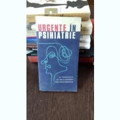 URGENTE IN PSIHIATRIE - V. PREDESCU