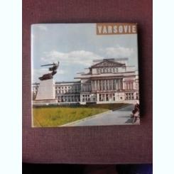 VARSOVIE, PAYSAGE ET ARCHITECTURE - EDMUND KUPIECKI  (VARSOVIA, PEISAJE SI ARHIRECTURA, TEXT IN LIMBA FRANCEZA))