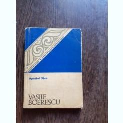 VASILE BOERESCU - APOSTOL STAN
