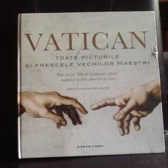 Vatican. Toate picturile si frescele vechilor maestri