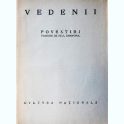 Vedenii, Povestiri, traduse de Paul Zarifopol