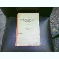 VENITUL NATIONAL, REFORMA MONETARA SI CRIZA ECONOMICA SPECIALA DIN ROMANIA - VICTOR ONISOR