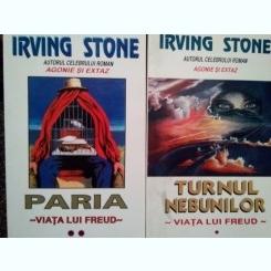 VIATA LUI FREUD - IRVING STONE  2 VOLUME