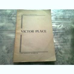 VICTOR PLACE - CORNELIA COSTESCU