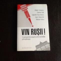 Vin Rusii! - Vitalie Ciobanu