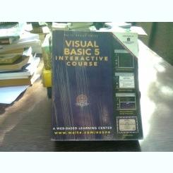 Visual Basic 5 - interactive course   (curs interactiv de Visual Basic 5)