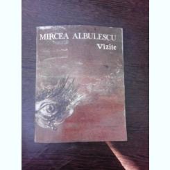 VIZITE - MIRCEA ALBULESCU