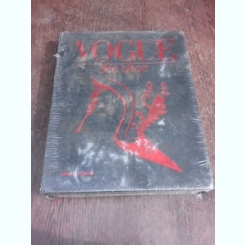 Vogue, the shoe -  Harriet Quick  (text in limba engleza)