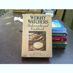 Weight watchers. International Cookbook  (carte de retete internationale)