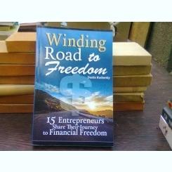 Winding road to freedom - Dustin Rusbaesky  (drumul spre libertate)