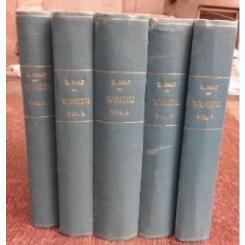 Winetu - K. May, cu un cuvant inaite de Ion Minulescu  5 volume
