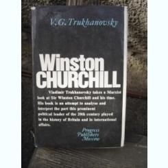 Winston Churchill - V. G. Trukhanovsky