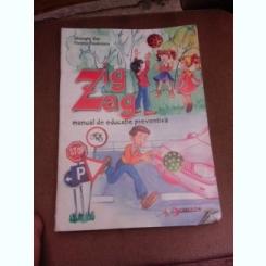 Zig Zag, manual de educatie preventiva - Gheorghe Diac