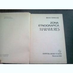 ZONA ETNOGRAFICA MARAMURES - MIHAI DANCUS