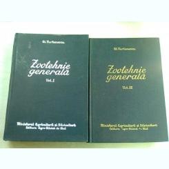 ZOOTEHNIE GENERALA - AL. FURTUNESCU  VOL.I+VOL. II