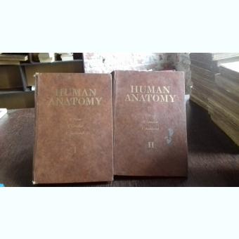 ANATOMY - M. PRIVES, N. LYSENKOV, V. BUSHKOVICH   2 VOLUME