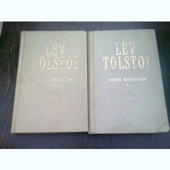 ANNA KARENINA - LEO TOLSTOY   2 VOLUME